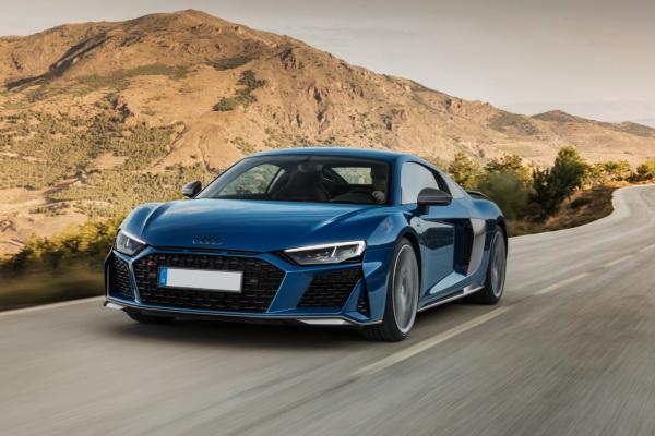 Audi R8: обновление с прибавкой в мощности
