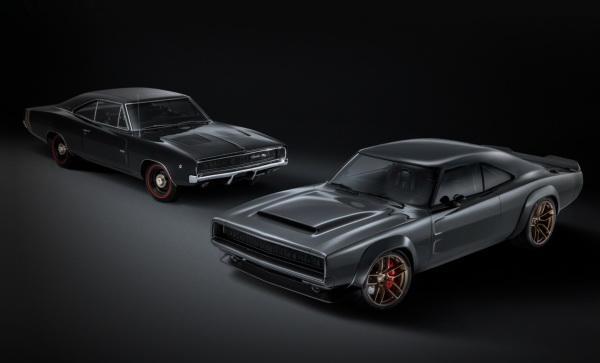 Dodge Super Charger: дань классике