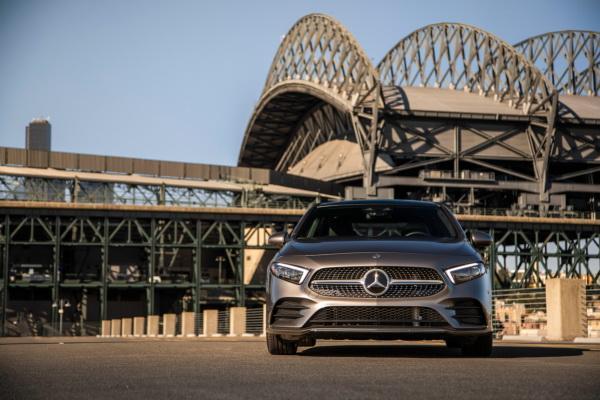 Mercedes-Benz A-Class Sedan: расширение линейки