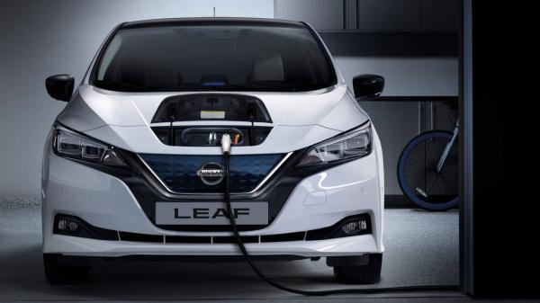 Продажи электромобилей в Украине за год выросли вдвое