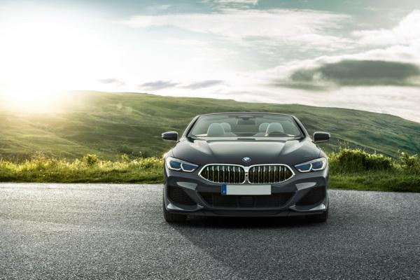 BMW 8 Series Convertible: расширение линейки
