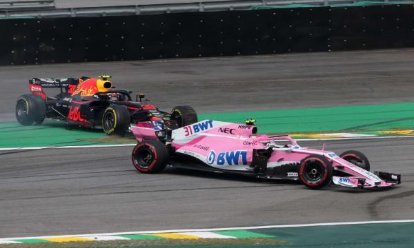 Формула-1: победа Хэмилтона и драка пилотов в Бразилии