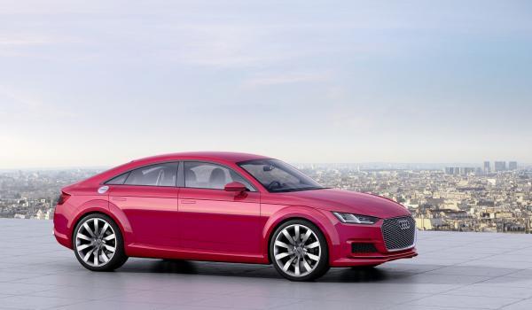 Новый Audi TT станет пятидверным
