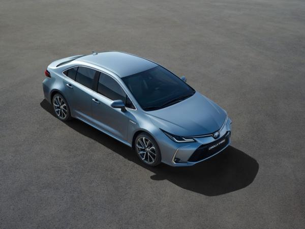 Toyota Corolla: пополнение в линейке