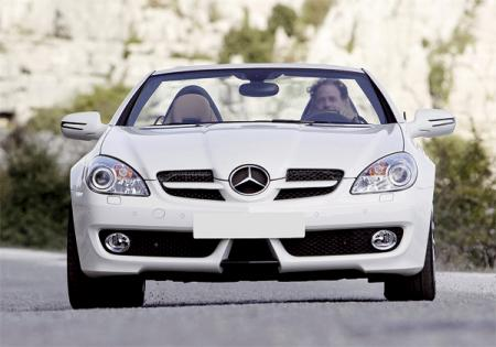 Mercedes-Benz SLK: всепогодный родстер