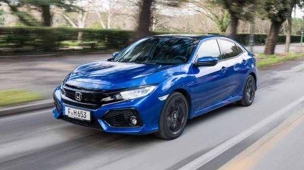 Honda отказывается от дизельных двигателей
