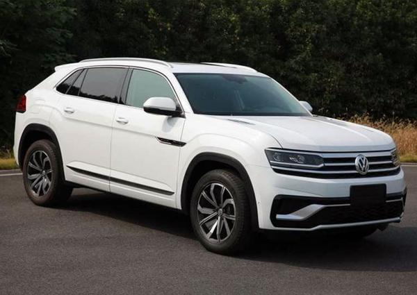 Volkswagen Atlas получил укороченную версию