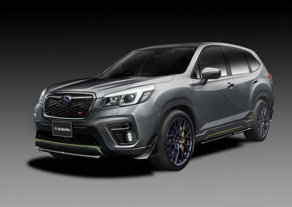 Subaru готовит две заряженные модели