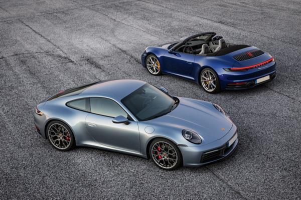 Porsche 911 Cabriolet: консервативный подход