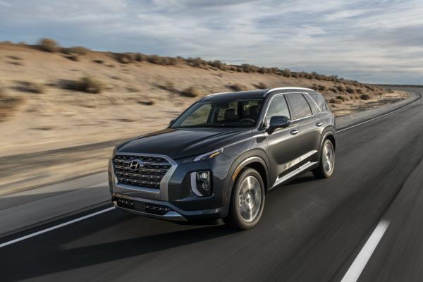 Hyundai Palisade: большой вседорожник для большой семьи