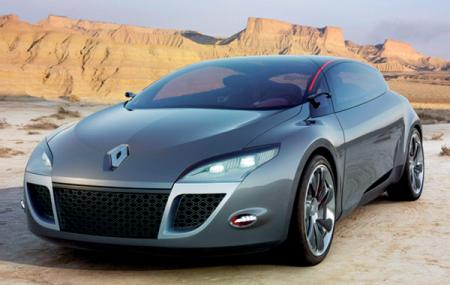 Megane Coupe Concept: предвестник купе от Renault