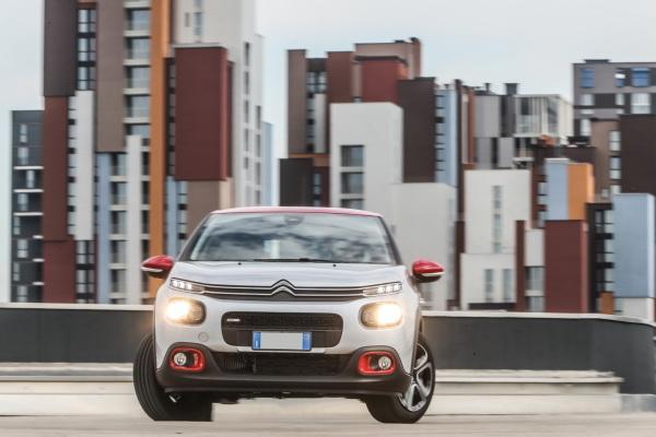 Citroen C3, Ford Fiesta и Seat Ibiza: яркий В-класс