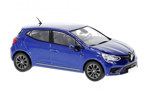 Новый Renault Clio рассекречен благодаря игрушке