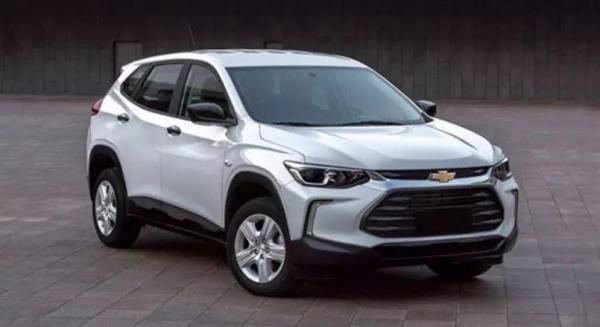 Рассекречен самый маленький вседорожник Chevrolet