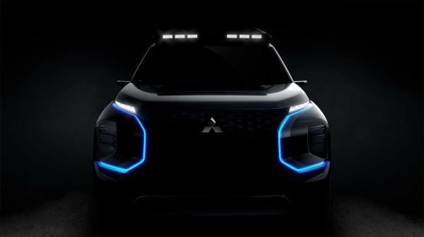 Mitsubishi представит вседорожный мини-вэн