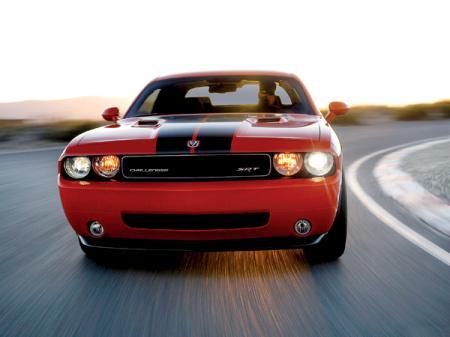 Dodge Challenger: гость из прошлого