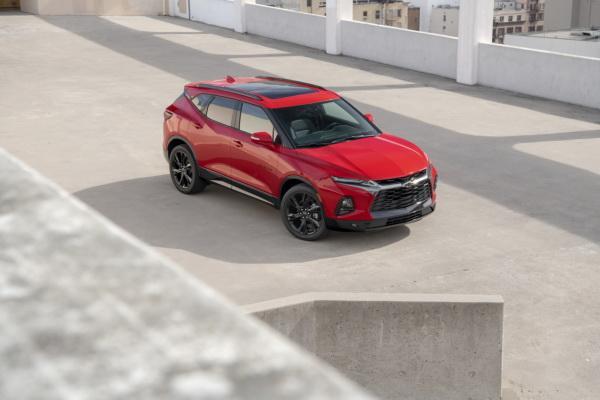 Chevrolet Blazer: возрождение