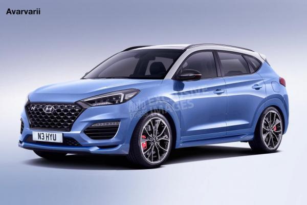 Hyundai Tucson получит заряженную версию