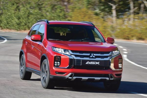 Mitsubishi ASX: модернизация номер три