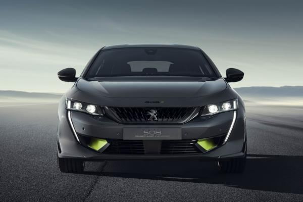 Peugeot 508 Sport Engineered: прототип гибридного флагмана