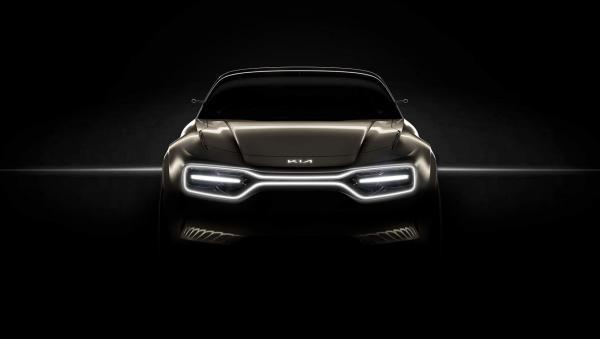 Kia представит спортивный электромобиль