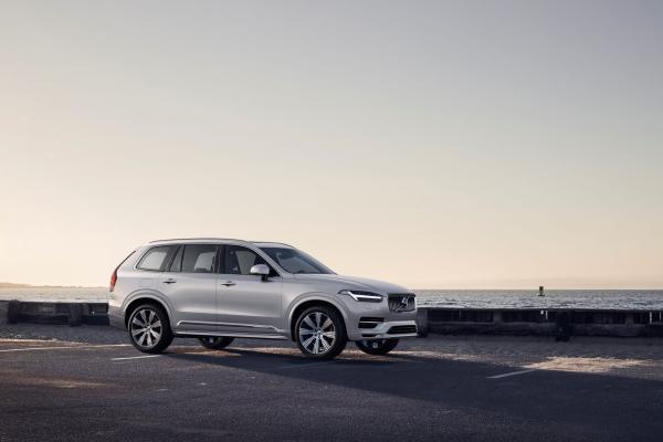 Volvo XC90 обновлен