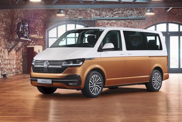Volkswagen T6: обновление