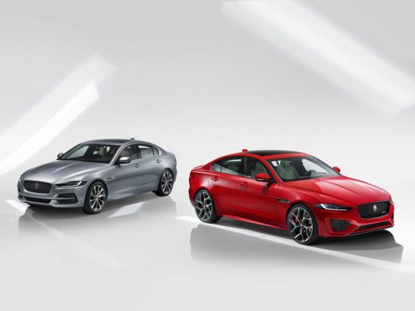 Jaguar XE: модернизация