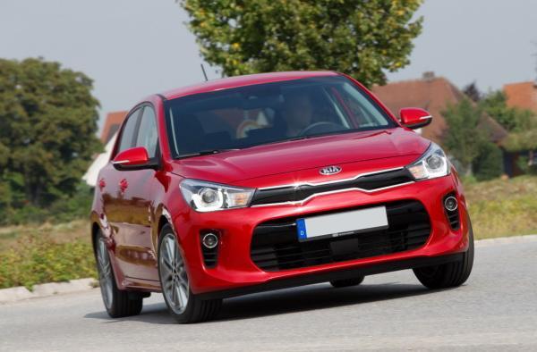 Kia Rio, Peugeot 208 и Volkswagen Polo: разнообразный В-класс