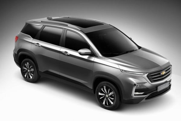 Chevrolet Captiva: долгожданное новое поколение