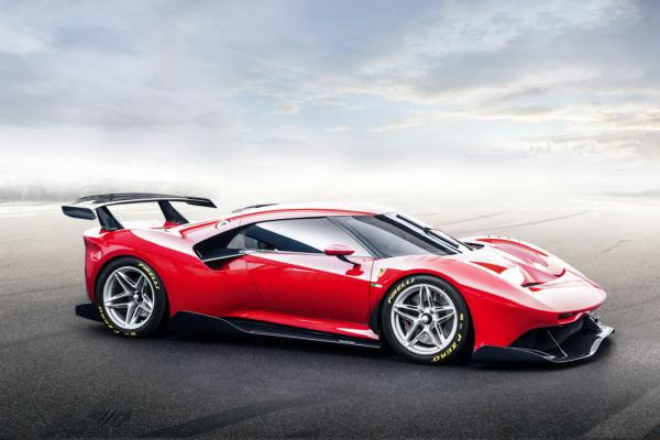 Ferrari P80/C: по индивидуальному заказу