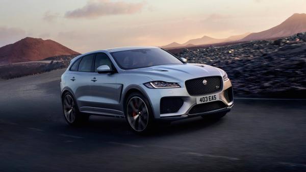 Jaguar готовит новый флагманский вседорожник