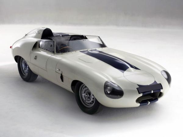 Jaguar E-Type: элегантный британский джентльмен