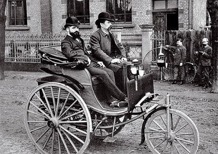 История автомобилестроения
