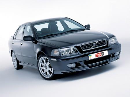 Volvo S40 и V40: молодой духом