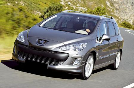 Peugeot 308 SW: пополнение в семействе