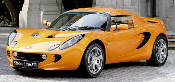 Lotus Elise: в Британских традициях