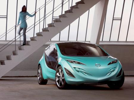 Mazda Kiyora: маленькое купе для большого города