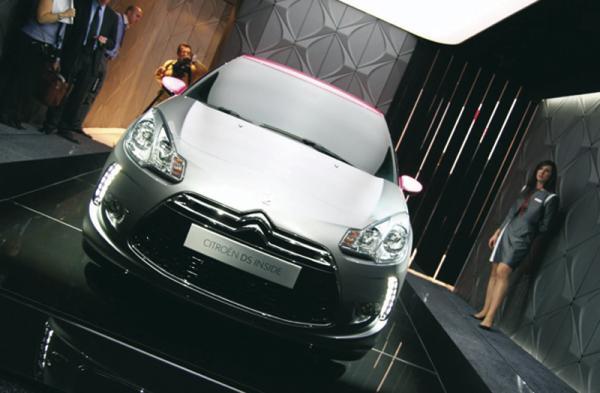 Женевский автосалон-2009: торжество автомобильной Европы  (Часть 2)