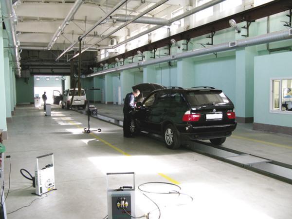 Техосмотр автомобилей могут перенести на следующий год