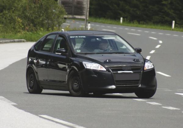 Ford Focus – первые фото нового поколения
