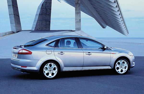 Ford Mondeo появится весной