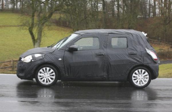 Suzuki Swift: новое поколение