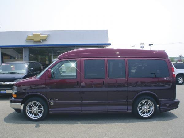 В нашей стране начались продажи Chevrolet Express Explorer