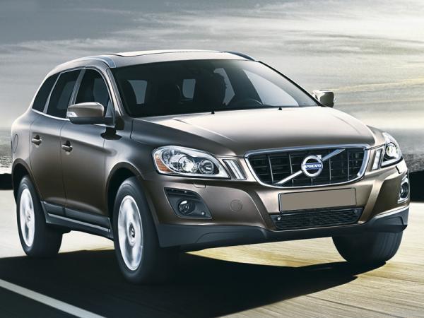 Volvo XC60 появится в Украине в конце года