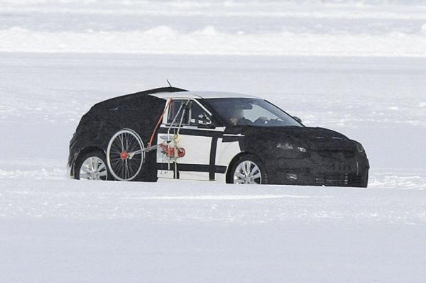 Hyundai Veloster Tiburon проходит тестовые испытания