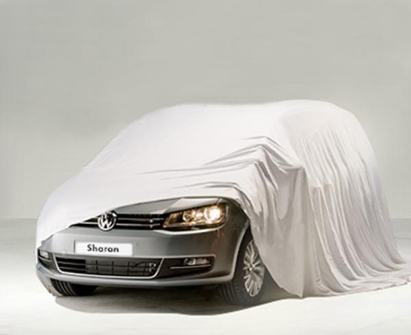 Volkswagen Sharan: новое поколение