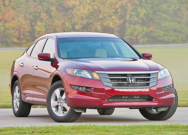 Honda Accord Crosstour: вседорожный универсал-купе