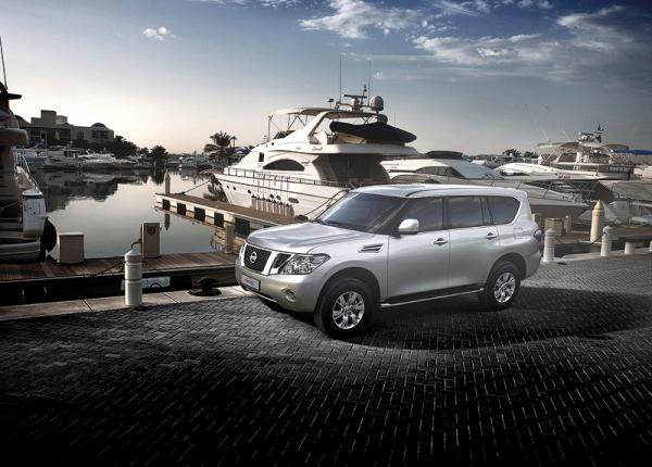 Nissan Patrol: возвращение большого вседорожника