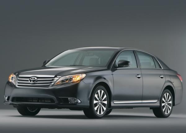 Toyota Avalon: омоложение